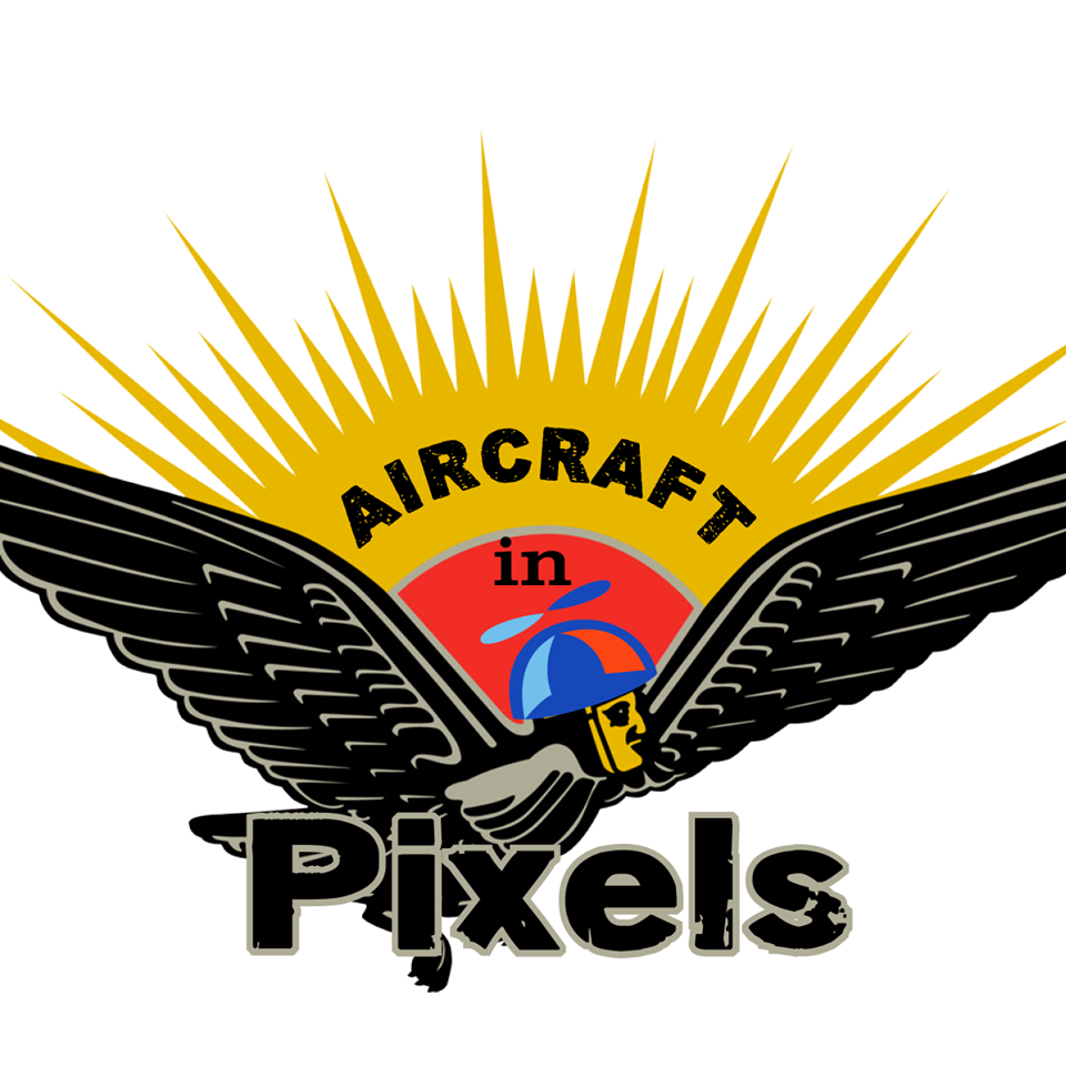 Aircraft in Pixel